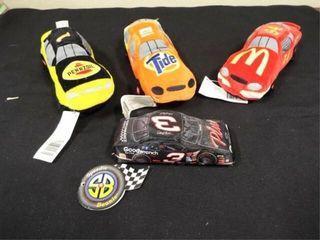 Nascar Beanie Racers  3    Speedy Beanie  1