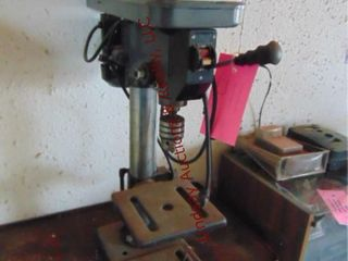 Central machines 12 speed bench drill press