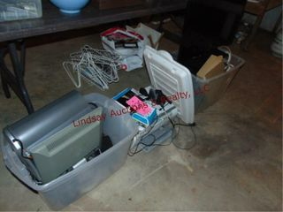 1 lot of computer system  paper shredder  printer