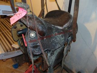 longhorn 15  saddle