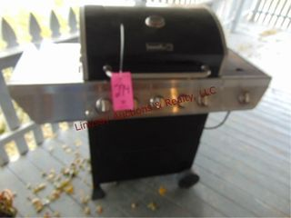 NexGrill propane bbq grill w  side burner