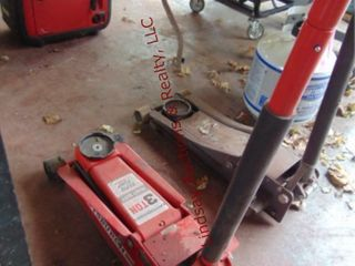 Pittsburg 3 ton heavy duty rapid pump jack