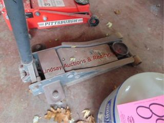 Pittsburg floor jack