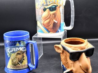 Vintage Camel Memorabilia