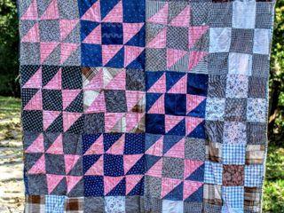 Vintage Quilt 78  x 33