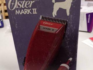 Oster Mark II model 113 dog groomer