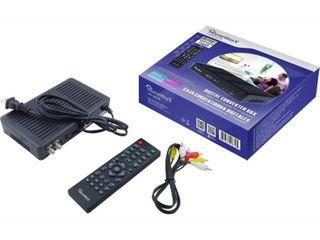 Mediasonic HW180STB HomeWorx HDTV Digital Converter Box