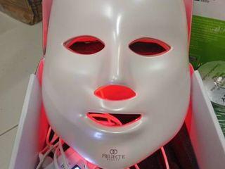 skin Rejuvenation photo mask project e Beauty