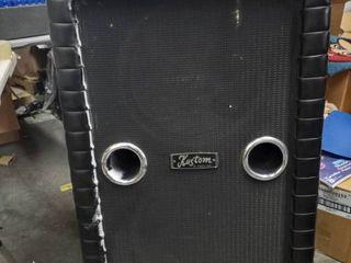 Kustom by Ross incorporated speaker