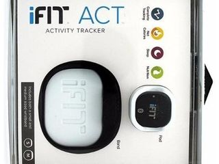 iFit Act   Activity tracker   Bluetooth