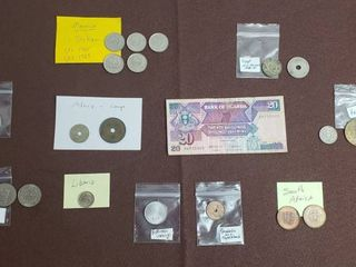 Coins Currency of African Countries