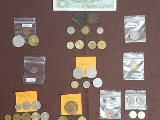 Coins   Currency of South American Countries