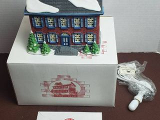 Dept 56 Christmas Village Exclusive 1996 Heinz Company House w  box