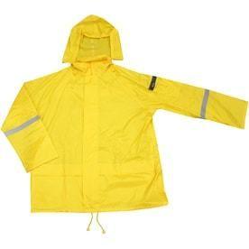 West Chester large Yellow Rain Jacket
