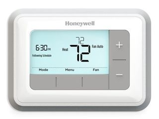 Honeywell RTH7560E1001 Gray White 7 Day Programmable Thermostat
