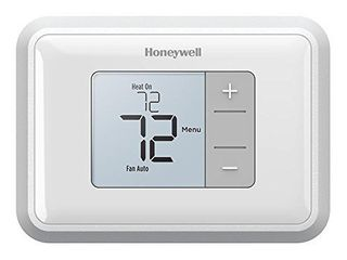 Honeywell Simple Display Non Programmable Thermostat  White
