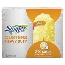 Swiffer Dusters Heavy Duty Multi Surface Refills   11ct
