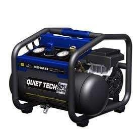 Kobalt QUIET TECH 2 Gallon Portable Electric Hot Dog Quiet Air Compressor