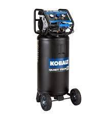 Kobalt 26 Gallon Air Compressor