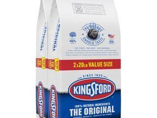 32107 Original Charcoal  20 lb  2 Pk    Quantity 1