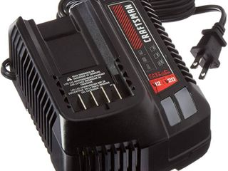 Craftsman V12 V20 battery charger