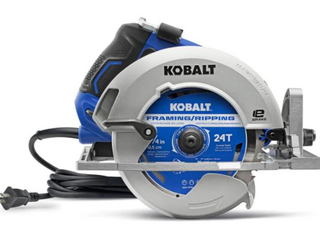 Kobalt 7 25in Circular Saw