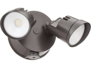 lithonia lighting 2 Head lED Dusk to Dawn Flood light