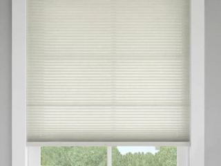 1 inch Cordless Vinyl light Filtering Mini Blinds