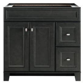 Diamond Goslin Storm Transitional Bathroom Vanity