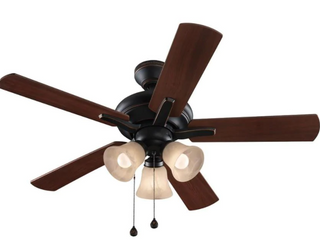 Harbor Breeze lansing 42 inch Ceiling Fan Close Mount