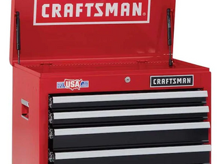 Craftsman S2000 5 Drawer 26 inch W Tool Chest