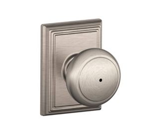 Schlage Addison Collection Andover Privacy Knob