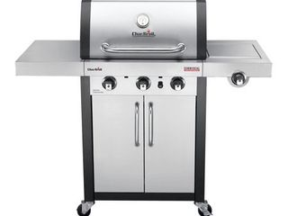 Char Broil Commercial Series TRU Infrared 3 Burner Gas Grill
