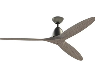 Fanimation Prop 60 inch Ceiling Fan Weather Wood Blades w  Remote Control