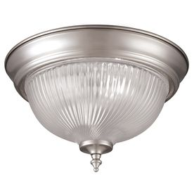 Project Source 11 inch W Ceiling Flush Mount