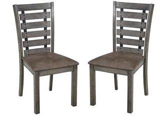 Fiji Dining Chairs  2 Ctn    N A  Retail 185 99