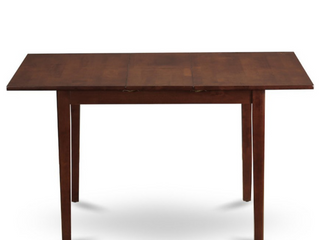 NFT MAH T Norfolk rectangular table with 12 Butterfly leaf  Mahogany Finish