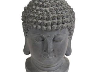 Buddha Head Garden Outdoor Statue  Retail 89 49