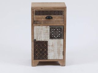 Wood Farmhouse Side and End Table Retail 144 49