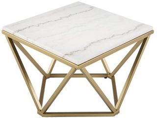 Marklin Marble Accent Table