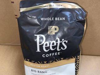 Peet s Big Bang Whole Bean Coffee   18oz