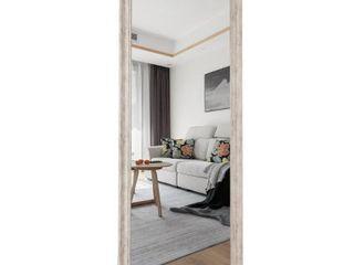 Modern Full length Floor Mirror Freestanding In living Sitting Room   64 17x21 26  Retail 155 49