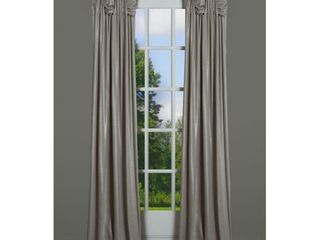 RT Dressings Chelsea Brook Beaches Shimmer Single Curtain Panel  Retail 159 49