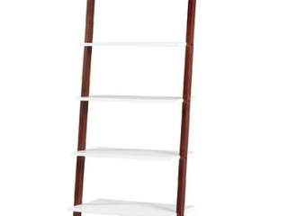 Ranell leaning ladder Shelves by iNSPIRE Q Modern  Retail 194 19