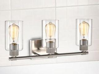 Copper Grove Ribafeta 3 light Bath Vanity Fixture  Retail 95 32