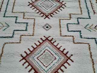 Bandele Berber Shag Area Rug