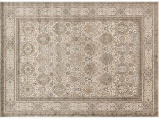 loloi Century 7 10  x 10 6  Rug in Sand and Taupe