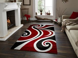 Frize Collection Chester Polypropylene Area Rug Retail 78 98