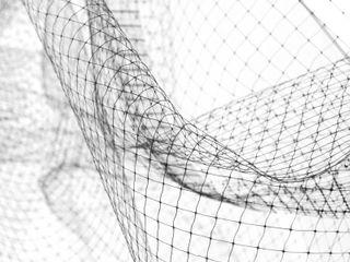 AlEKO Garden Crop Protective Netting Bird Repellent Net 14 x 200 Feet   Black