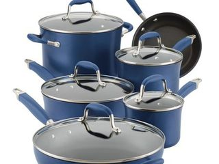 Anolon 11 Piece Cookware Set